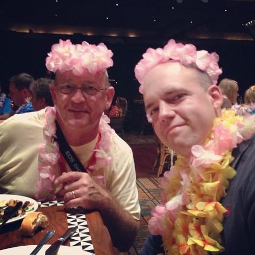 Aloha! #disney #ohana @jasonmccay