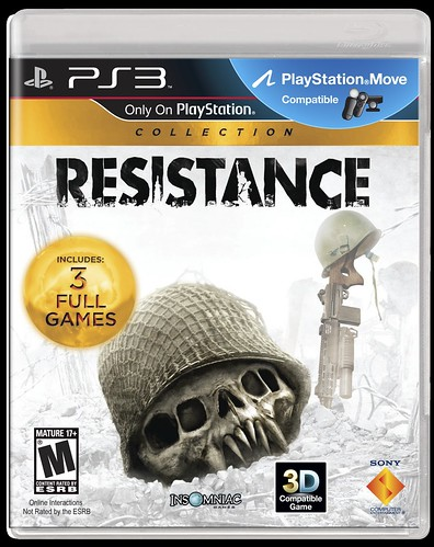 Resistance Collection for PS3