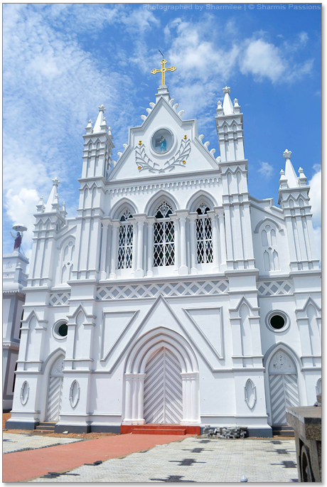 VTV Church (Pulincunnu Church)