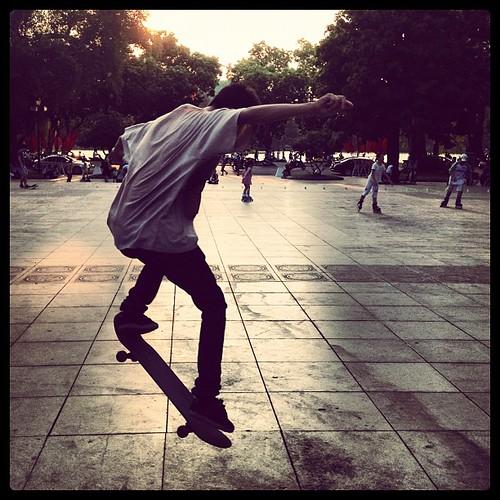#Hanoi skater boy. #Vietnam