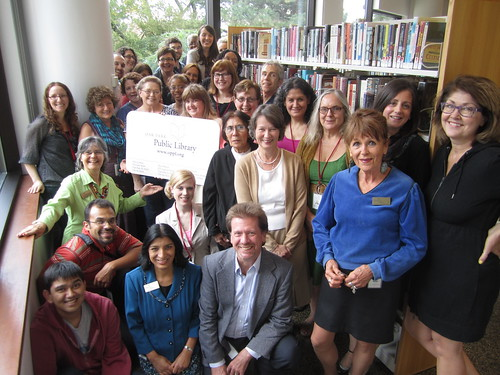 we love serving you! by Oak Park Public Library