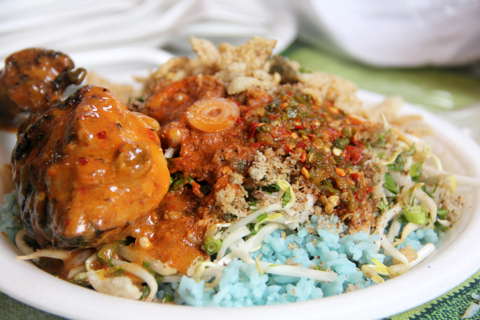 14 malaysian food photos are you ready to drool nasi kerabu forumfinder Gallery