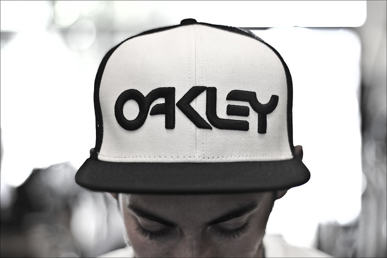 Oakley Snap Back Self Portrait