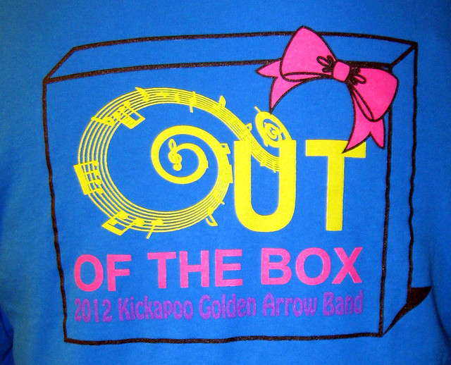 Out of the Box 2012 Show
