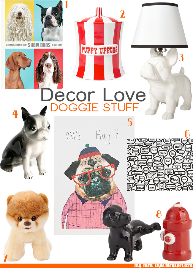 Decor Love Doggie Stuff Oct2012