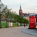 The new road to St. Pancras