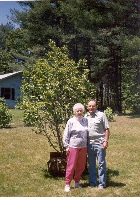 Mom and Dad Crowell, S. Berwick, ME