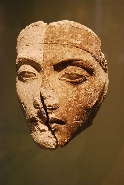Face from Amarna