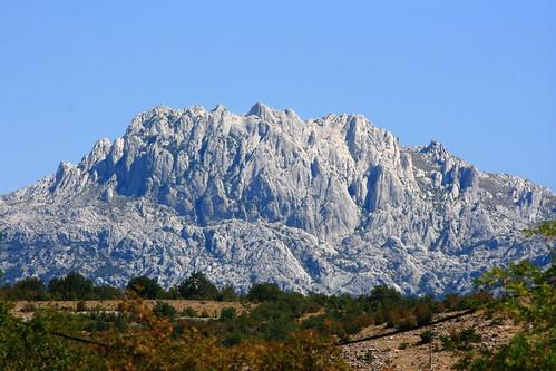 mountains croatia berge southern karin zadar hrvatska dalmatia kroatien krajina rsk dalmatien velebit gornij