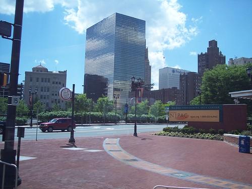NJPAC - Center Street