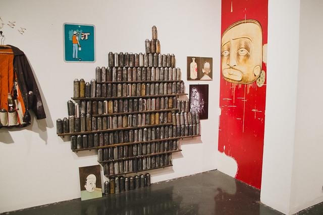 Barry McGee @ Berkeley Art Musuem