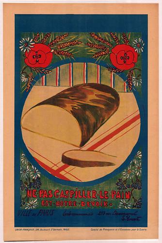 007-No desperdiciar el pan es nuestro deber-University of Illinois at Urbana-Champaign