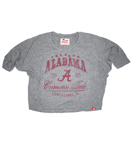 University of Alabama Marshall Sweatshirt by Sportiqe Apparel