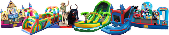 Inflatable Bounce House Rentals - SC