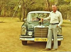 Mercedes220S 1970s
