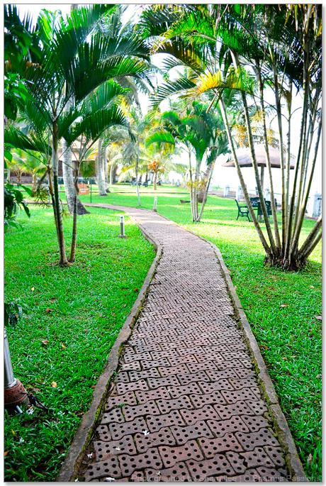 Entrance to Cocoa Bay