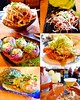 All the food & drinks at @baodowngastro !! Kimchi fries, lettuce wraps, raw rolls, pork belly, @ocean_wise albacore poke & draaaanks!! #instafood #eeeeeats #yvrfood #yvreats #omnomnom #vcbfood #dhvanfood