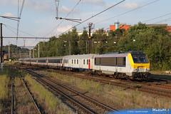 1357 sncb pelerins maastricht lourdes ligne 130 chatelet 1er septembre 2016 laurent joseph www wallorail be