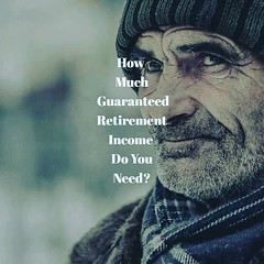 How much guaranteed retirement income do you need? Before deciding on whether you need an annuity, ask yourself these three questions.- http://buff.ly/2cyOUOA  There's a lot to consider when deciding how much Guaranteed Retirement You Need. ... I may have