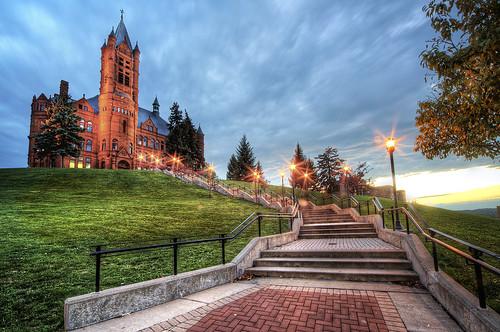 Syracuse dalla vita di Francis Scott Fitzgerald