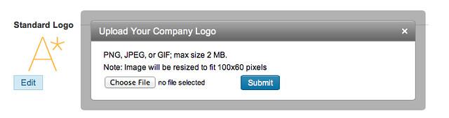 LinkedIn - Standard Logo Specs