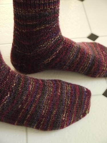 Lorri's socks