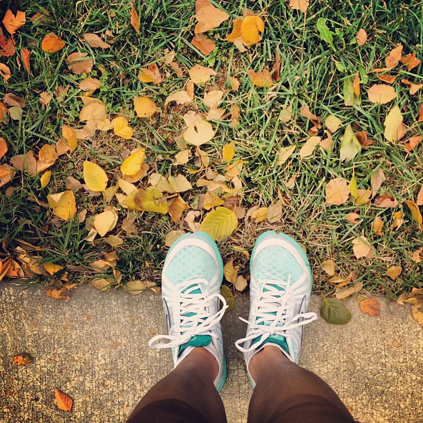 Those Endorphins Really Kicked in After This Morning's #Run. #fromwhereistand