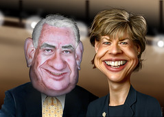 Tommy Thompson vs. Tammy Baldwin