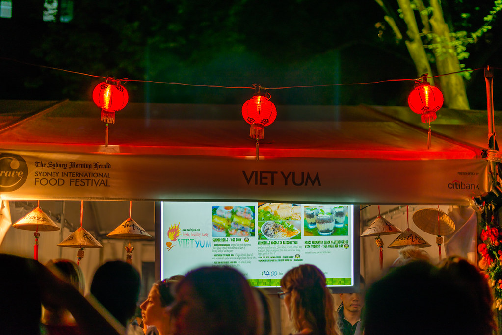 Night Noodle Markets