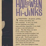 Calling All Girls 64 - Halloween Hi-Jinks 2