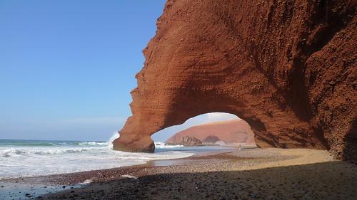 morocco maroc ballades legzira