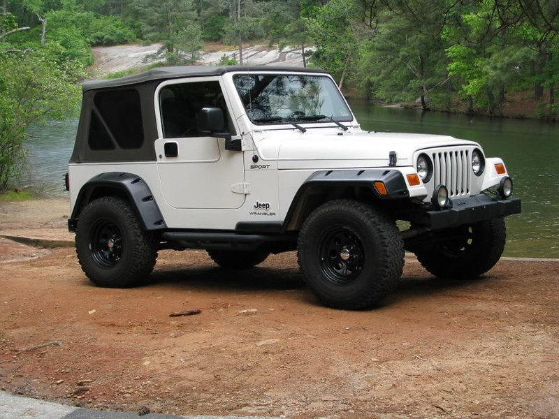 Whose Badass Tj Is This Jeep Wrangler Forum