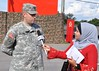 Georgia Guardsman interviewed by Malaysian media by Georgia National Guard