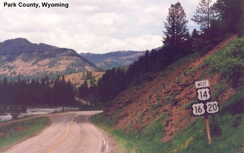 Park County WY