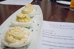 King's Kitchen - Deviled Eggs