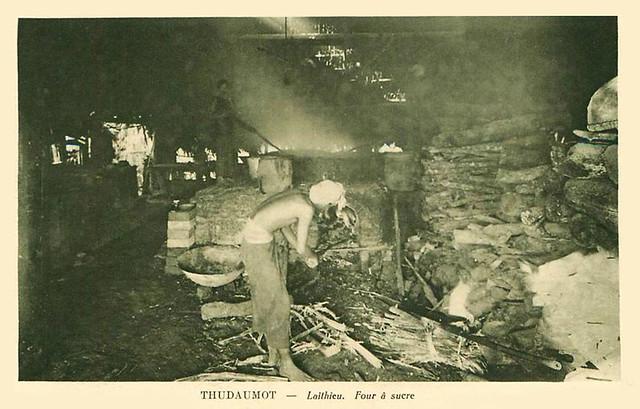 Thudaumot - Laithieu. Four à sucre