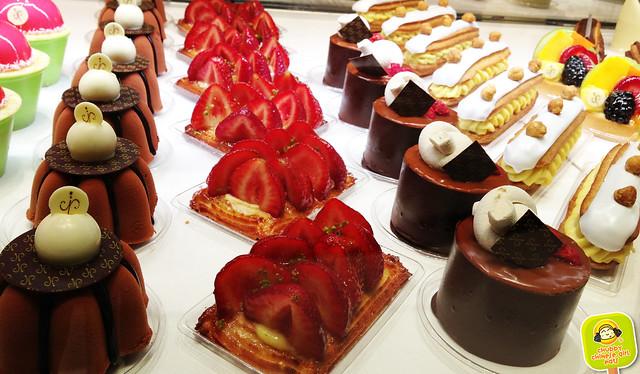 Jean Philippe Patisserie - pastries 5 - Las Vegas