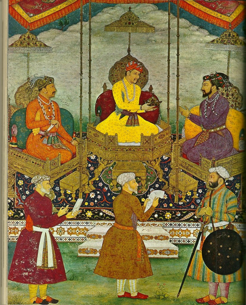 India and mughal
