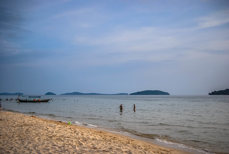 otres beach Cambodia