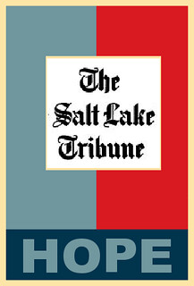 Salt Lake Tribune Endorses Obama