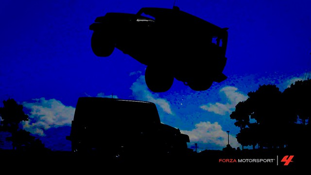 Jeep Wrangler: the most fun car on forza 8105995754_6cdf90e60e_z