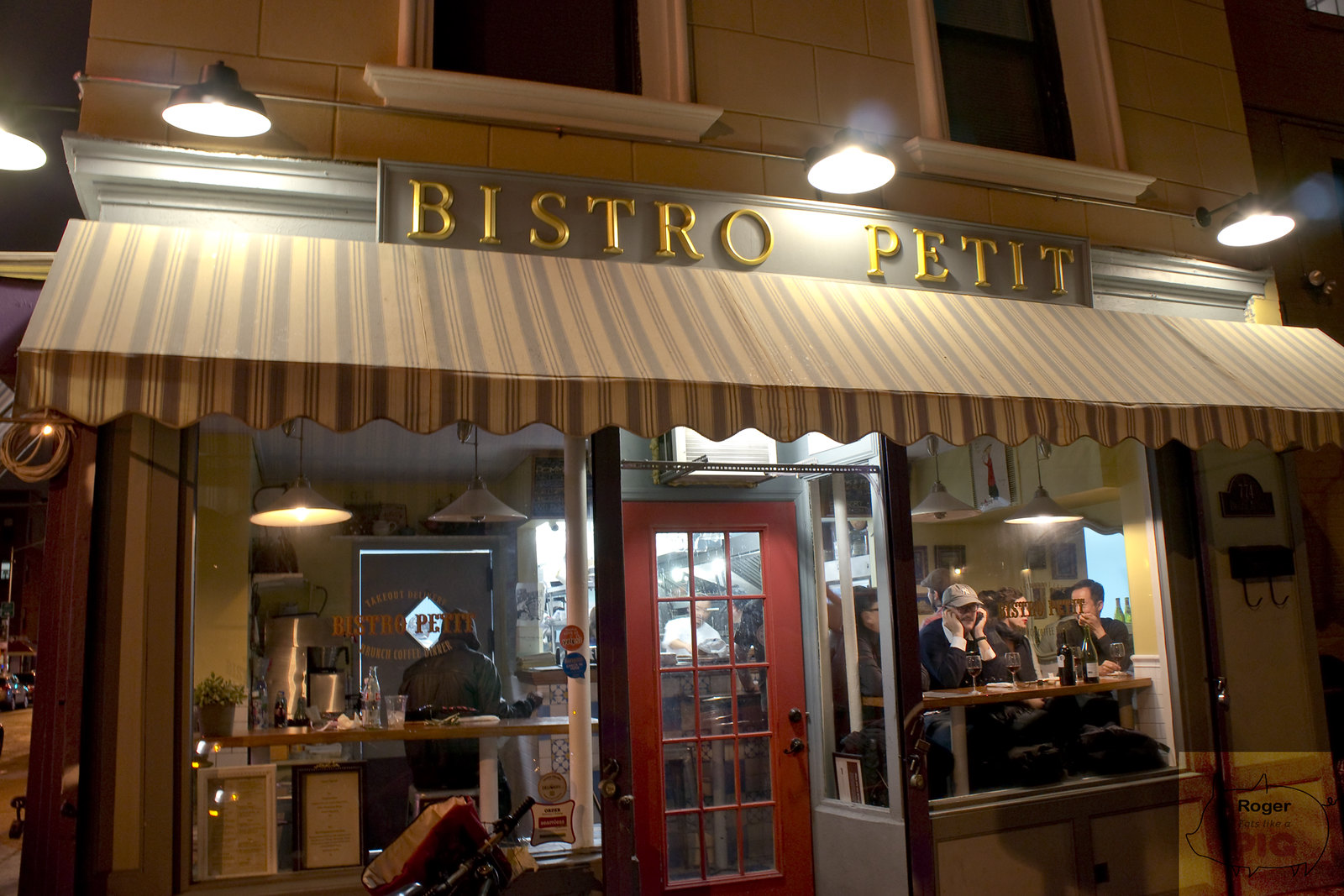 Bistro Petit   French food with Korean flavours in Williamsburg