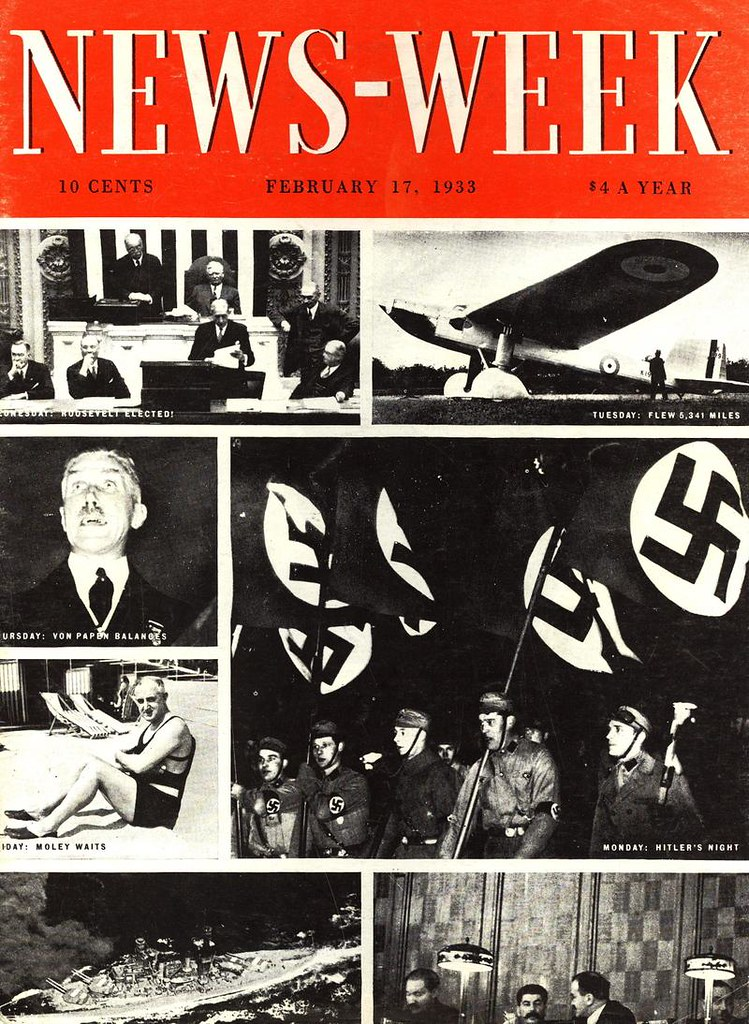 THE FIRST ISSUE OF NEWSWEEK