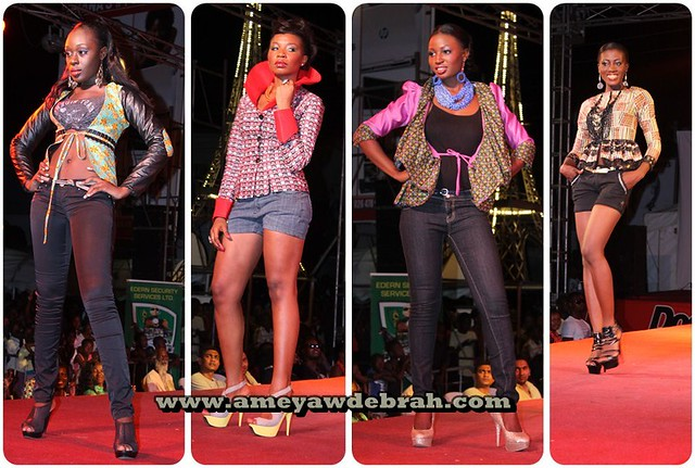 8108371758 34ddd2c37e z Fashion meets beauty and music as Miss Ghana holds street fashion show on Osu Oxford Street