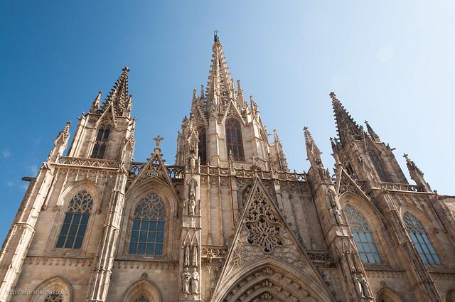 Barrio gótico de Barcelona