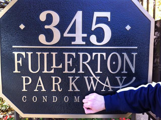 Fullerton Parkway Condom