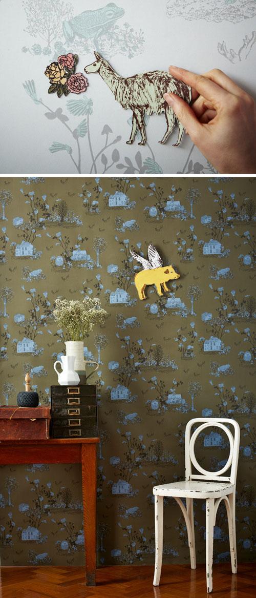 Sian Zeng, Magnetic wallpaper 2