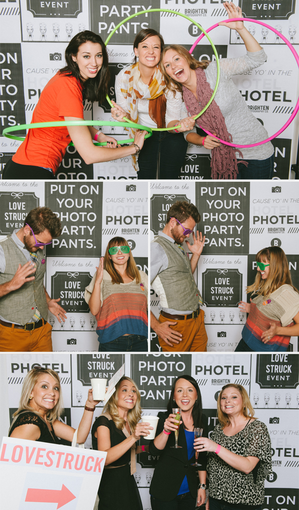 Lovestruck Event Photobooth