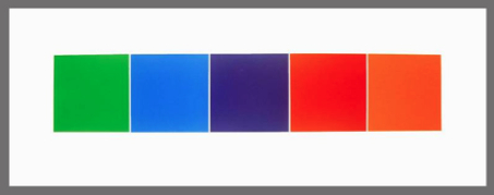 Ellsworth Kelly_Color Squares 4_2012