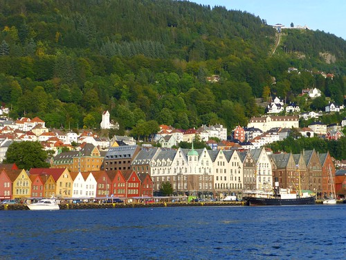 Bergen,  in Norway